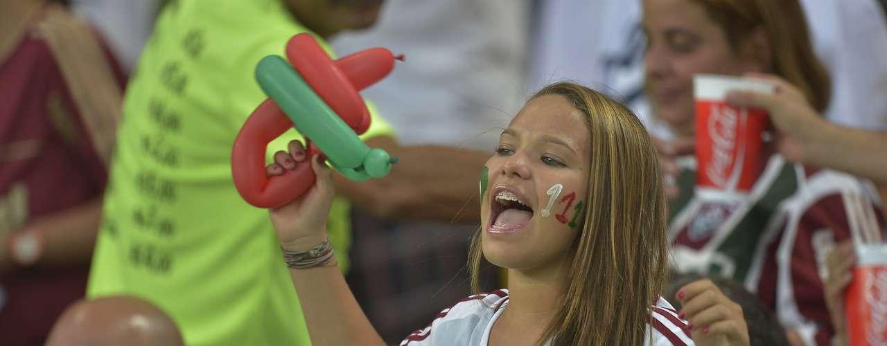 21/07 - Fluminense x Vasco