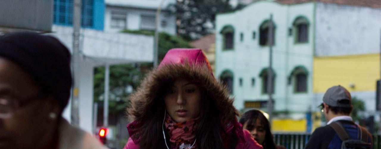 24 de julho - São Paulo não registrava uma manhã tão fria desde 2000, segundo a Climatempo