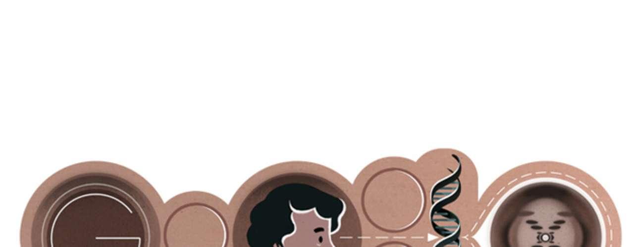 25 de julho - Rosalind Franklin, biofísica inglesa, completaria 93 anos nesta data