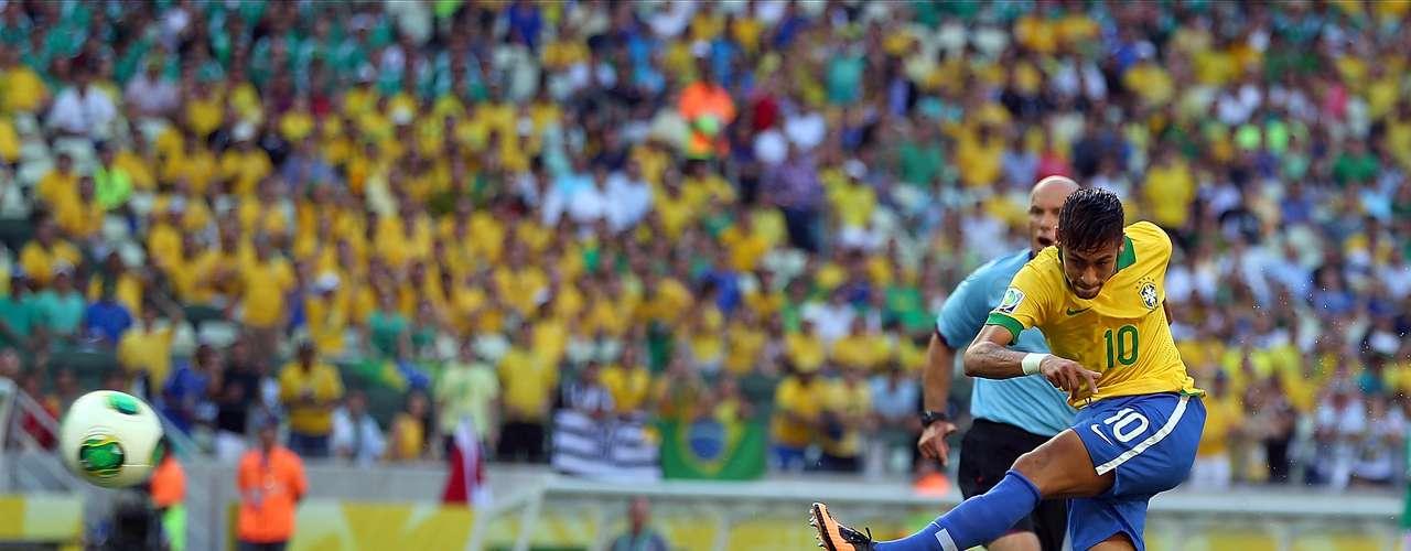 Atacante: Neymar (Barcelona/ESP)