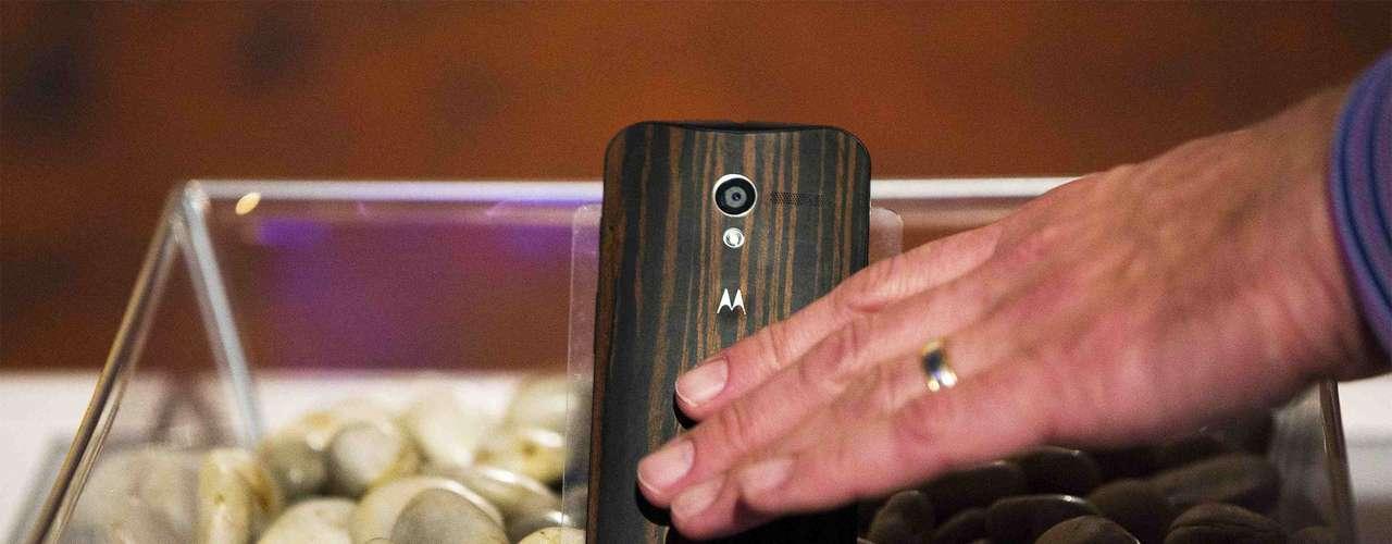 Segundo a Motorola, após a escolha do aparelho customizado, ele é entregue ao cliente em quatro dias
