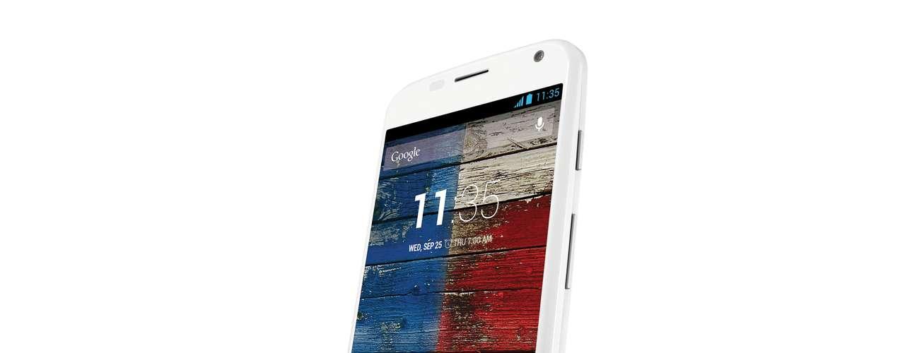 Moto X é o primeiro smartphone da Motorola com a \