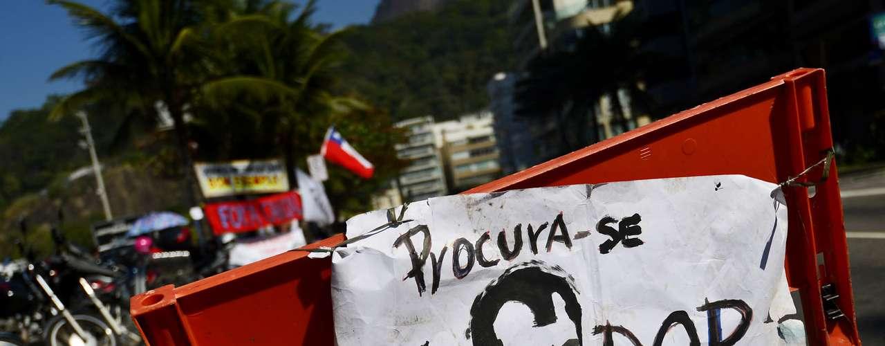 2 de agosto - Movimento Ocupa Cabral retomou forças