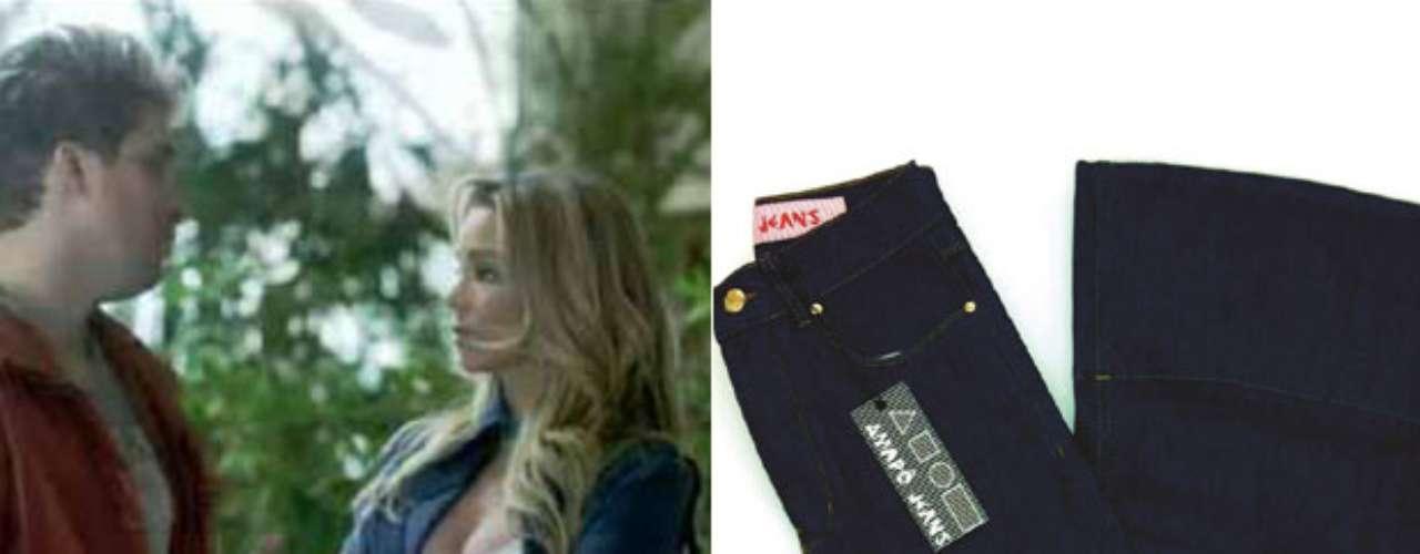 Em quarto lugar, a calça preta de cintura alta da Amarilys (Danielle Winits), de Amor à Vida. A peça é da Amapô. Preço: R$ 333. Informações: (11) 3333-3322