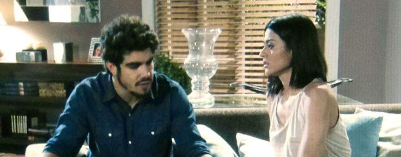 Michel e Silvia vão ter uma conversa séria e o médico dirá que está apaixonado por Patrícia de verdade