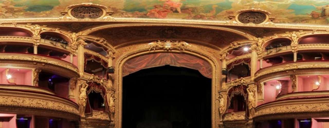 O L'Italienne é um dos mais representativos da última geração dos teatros italianos