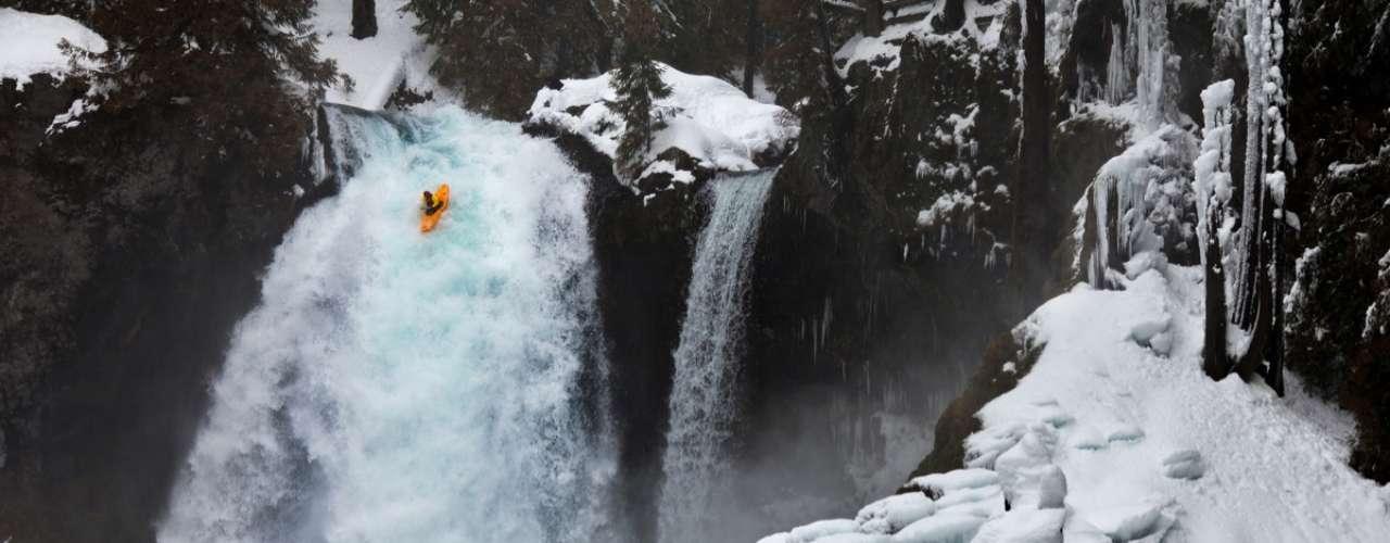 Sahalie Falls, Estados Unidos