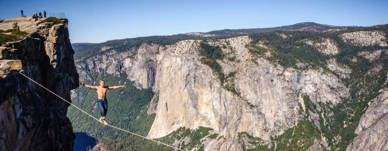 Taft Point, Estados Unidos