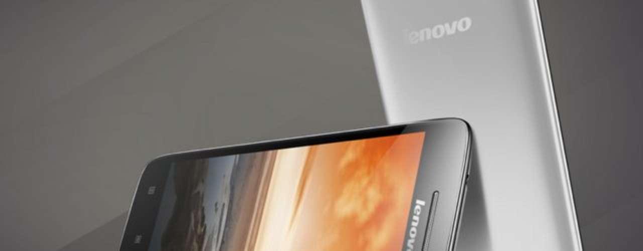 Lenovo Vibe X - smartphone tem acabamento policarbonato e processador quad-core de 1,5 GHz, além de 2 GB de RAM. A memória interna é de 16 GB