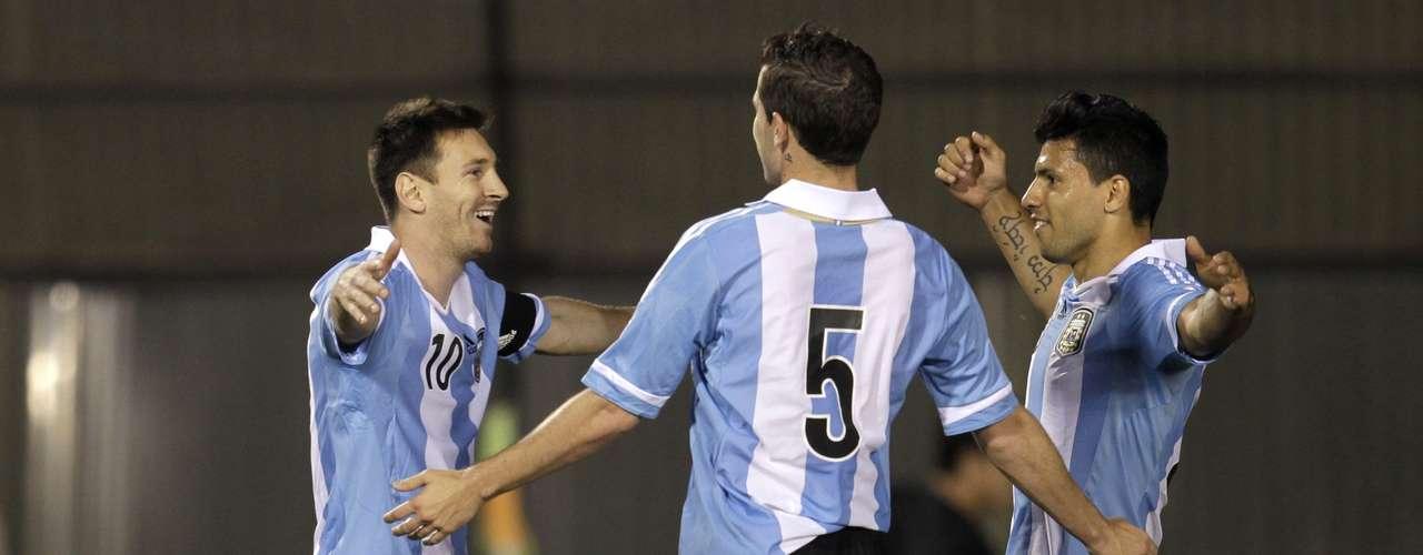 Argentina - líder das Eliminatórias na América do Sul