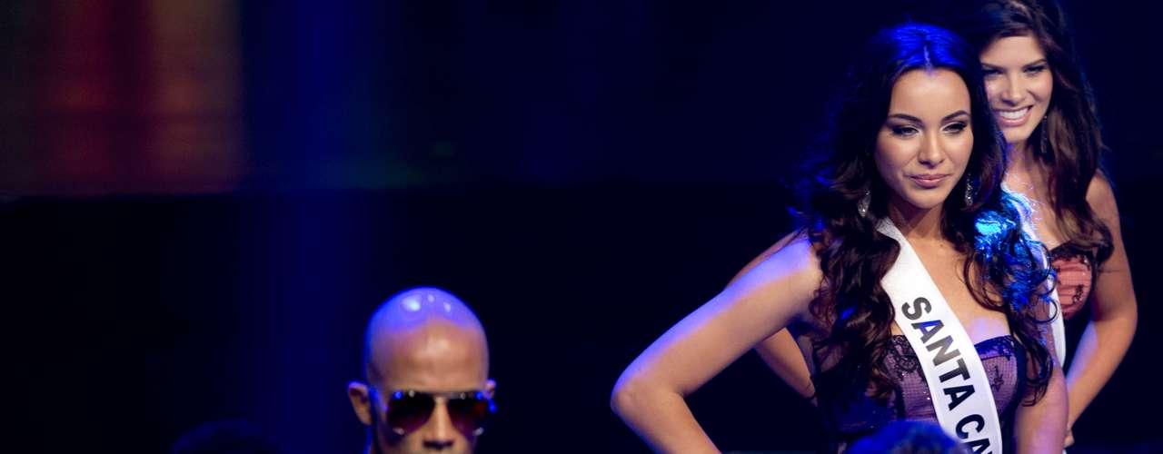 Realizado pela primeira vez em Belo Horizonte, o Miss Brasil 2013 foi realizado neste sábado (28)