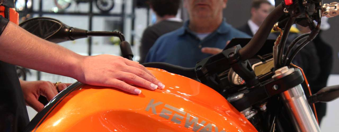Keeway RKX 300