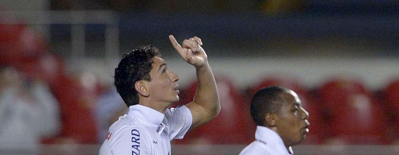 Ganso fez um belíssimo gol e criou boas oportunidades para o São Paulo