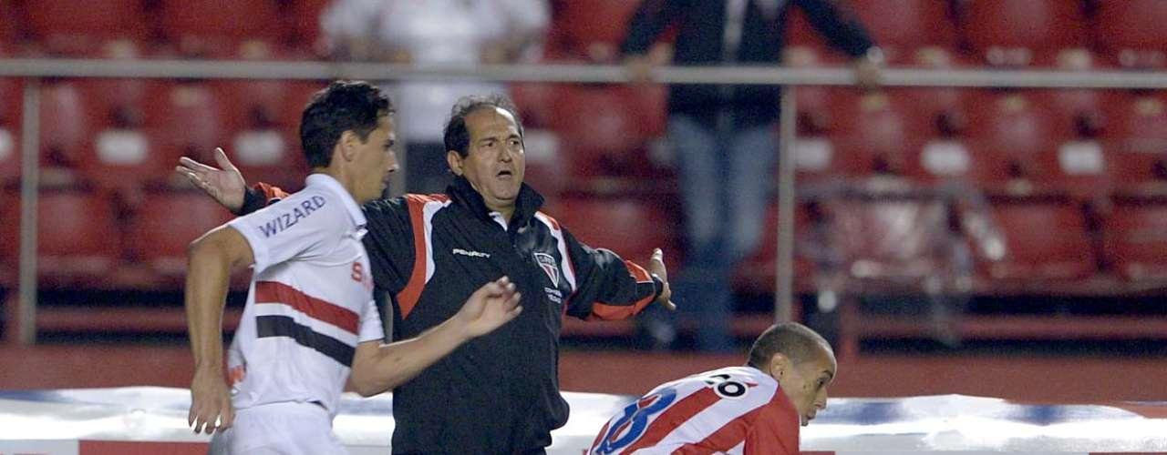 Muricy Ramalho tem bons resultados em seu retorno ao São Paulo