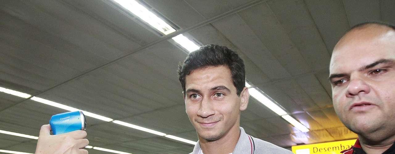 Paulo Henrique Ganso foi expulso na partida