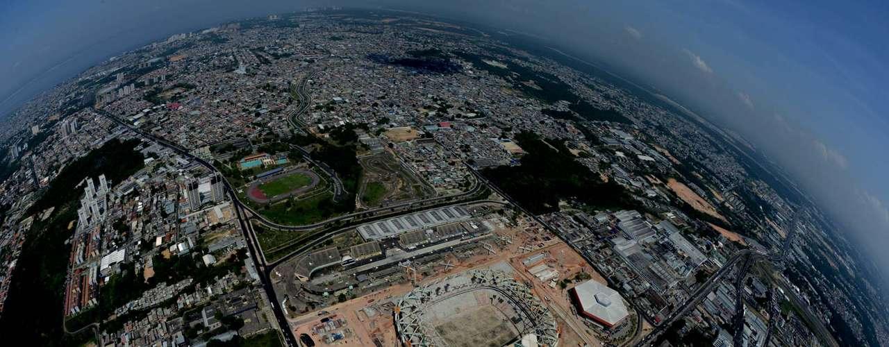 29 de outubro: Fifa exige que todos os estádios da Copa estejam concluídos em dezembro deste ano