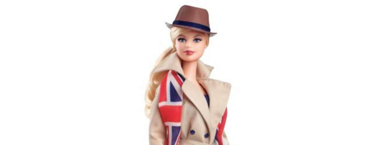 Na famosa loja de brinquedos Hamleys, na Inglaterra, uma edição especial da Barbie Dolls of the World, que veste roupas típicas de diferentes países, sai por 32 libras esterlinas (R$ 112,20)