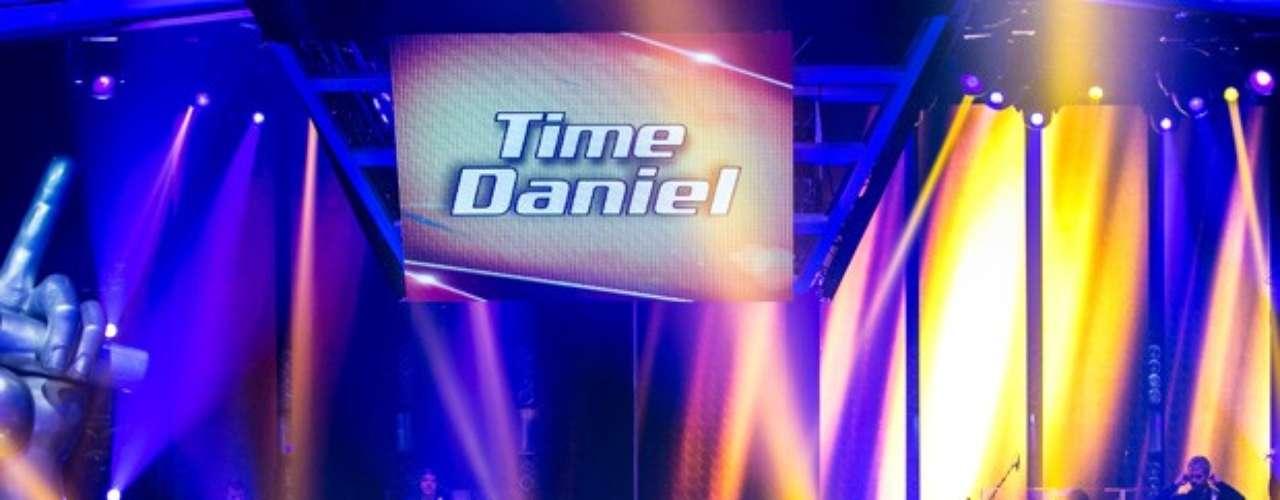 Ana Lonardi e Luiza Lara, da equipe de Daniel, cantaram 'Meu Amor'. A primeira foi escolhida por Daniel e nenhum dos técnicos quis salvar Luiza