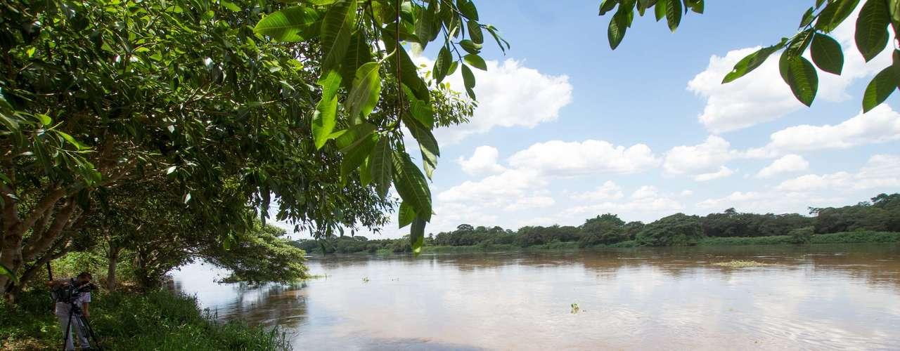 10 de novembro -O corpo do menino Joaquim foi encontrado no Rio Pardo, no interior de São Paulo