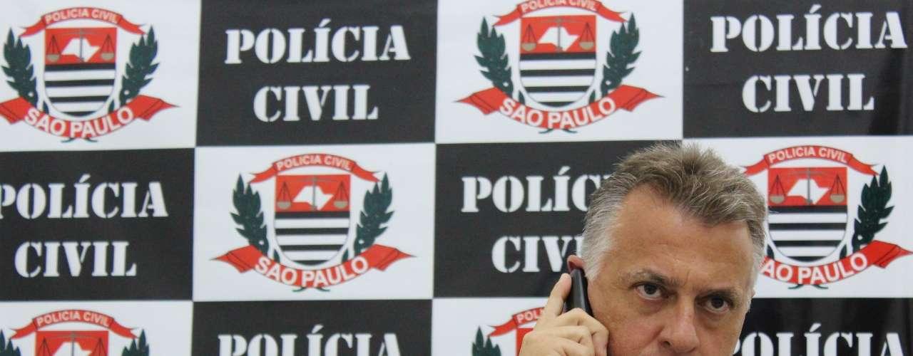 12 de novembro - Delegado Paulo Henrique Martins de Castro disse nesta terça-feira que morte de menino Joaquim pode ter sido premeditada