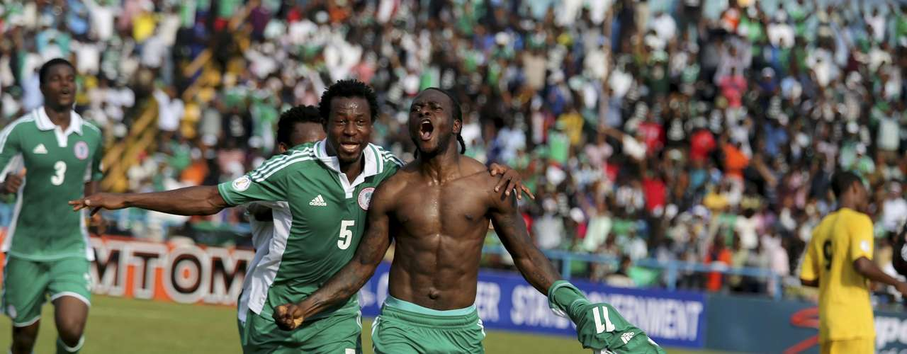 Nigéria - vencedor do playoff das Eliminatórias Africanassobre Etiópia