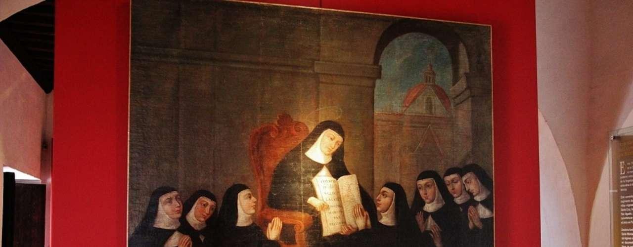 Nas dependências do antigo convento é possível conhecer um pouco da vida das freiras no período colonial e das regras a que elas estavam submetidas