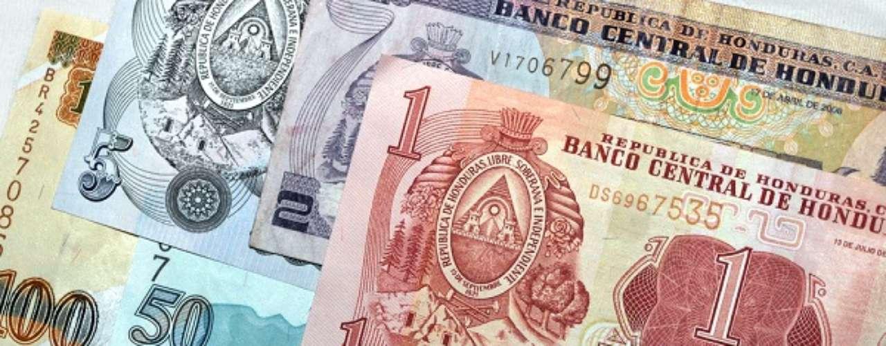 A lempira é a moeda de Honduras desde 1931, quando substituiu o peso. Atualmente, um dólar equivale a 20,52 lempiras