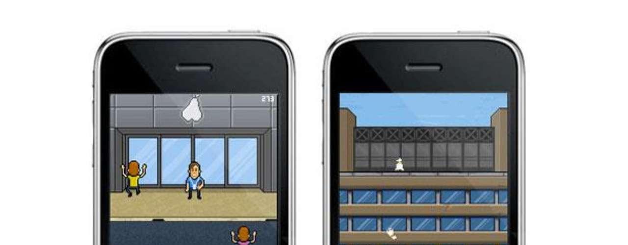 O jogo Phone Story foi retirado da loja de aplicativos por demostrar violência ou abuso de menores. O programa era uma crítica à própria Apple, e consistia em um jogo em que mostrava as diversas faser de desenvolvimento de um gadget. O game representava referências a trabalho escravo e, em uma das fases, o jogador tinha que salvar trabalhadores que se atiravam de telhados. A Foxconn, fabricante do iPhone na China, enfrentou polêmicas pelo elevado número de suicídio de seus funcionários