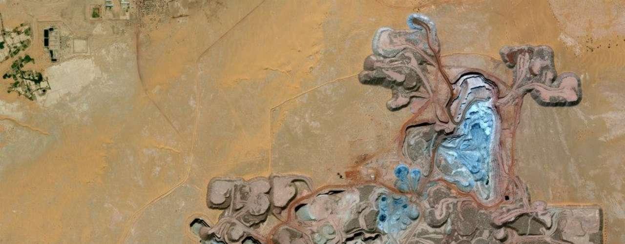 Mina de Urânio em Níger
