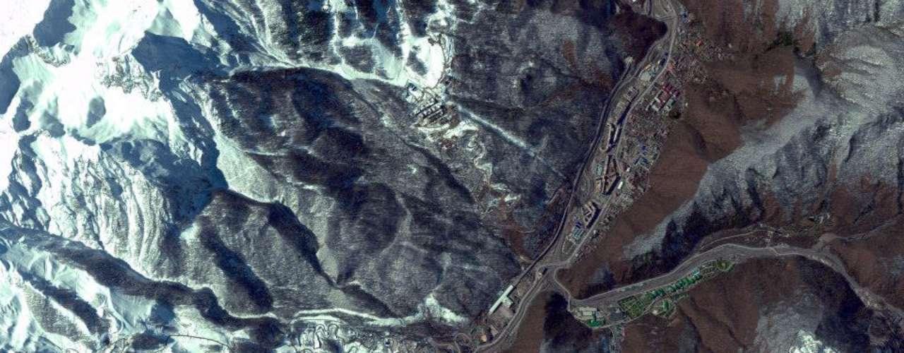 Sochi, na Rússia, será sede dos Jogos Olímpicos de Inverno