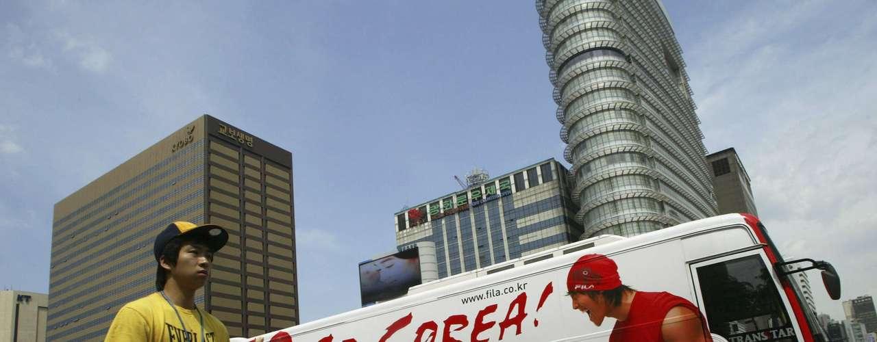 GRUPO H: Coreia do Sul  Viagens:  Cuiabá - Porto Alegre - São Paulo  Distâncias:  1681 km + 853 km = 2534 km