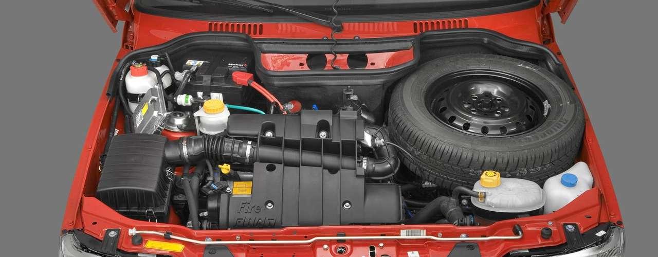 Fiat Mille Fire Economy 1.0 Flex