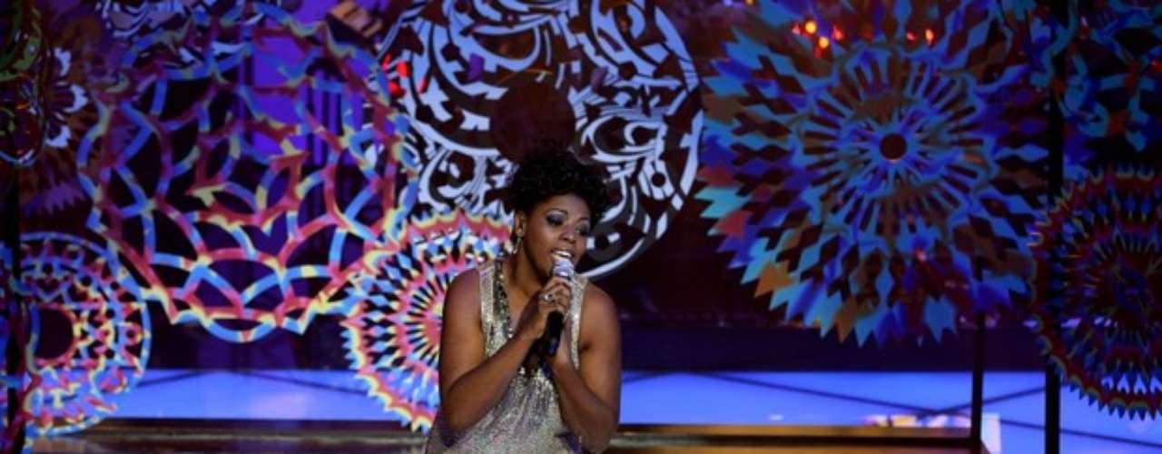 Cecília Militão, que cantou 'Balada do Louco', de Os Mutantes, foi a escolha de seu técnico