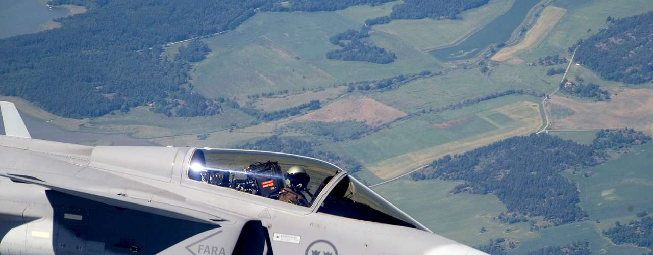 Gripen -O novo radar traz melhorias em todos os aspectos quando comparado com os radares existentes, afirma a fabricante