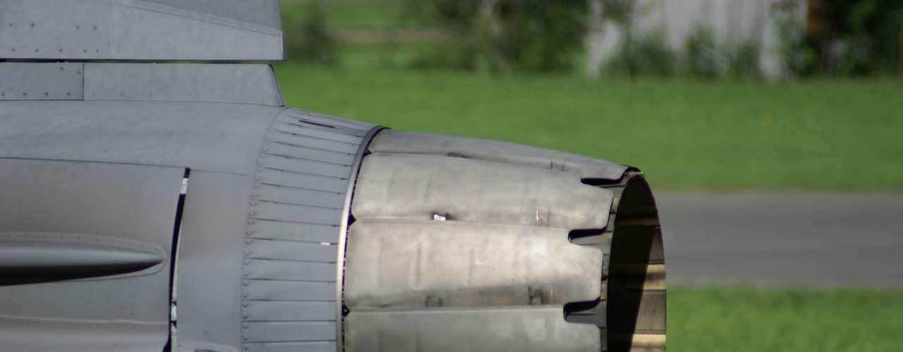Gripen -Tempo de imobilização no solo é menor a 10 minutos, garante a fabricante