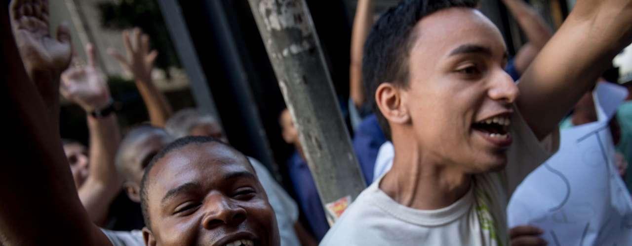Tricolores comemoram decisão do Pleno do STJD