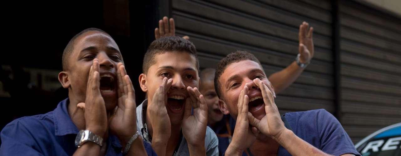 Fluminense ficou na Série A após punição de quatro pontos à Portuguesa
