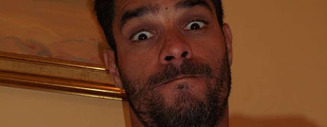 Diego, 31 anos, é publicitário do Rio de Janeiro (RJ)