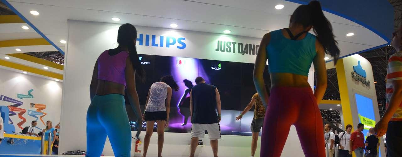 O campeonato de dança terá um vencedor em cada um dos cinco dias da Campus Party