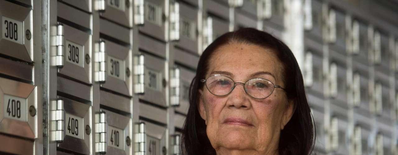 Também parte do documentário, a aposentada Maria do Céu, 76 anos, conversou com Coutinho pela última vez na metade do ano passado, quando ele veio a sua casa falar dos planos de voltar a filmar o Master