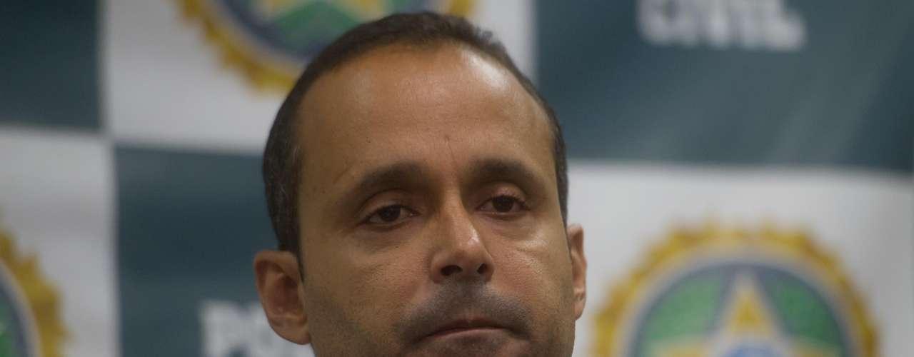 12 de fevereiro - Em entrevista coletiva no Rio de Janeiro, o delegado responsável pela investigação afirmou que Caio Silva de Souza é uma pessoa \