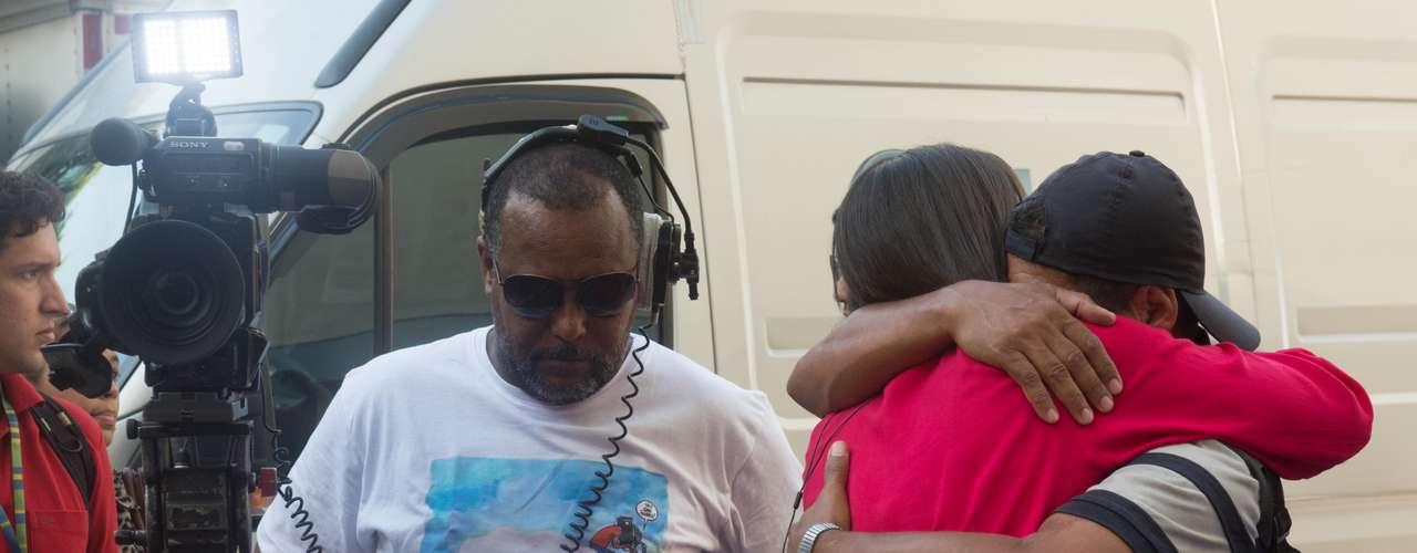 13 de fevereiro - Cinegrafista Santiago Andrade é velado no Rio de Janeiro