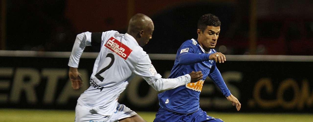 Cruzeiro sofreu desgaste no segundo tempo e não conseguiu buscar empate após virada