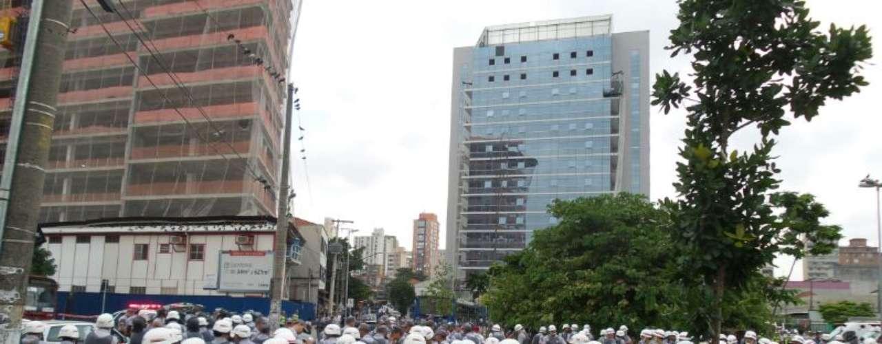 13 de março - Em novo protesto contra a Copa na capital paulista, PM terá 2,3 mil homens
