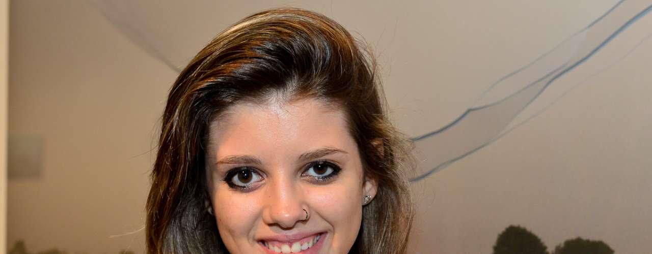 Camila Queiroga, 20 anos, estudante de moda