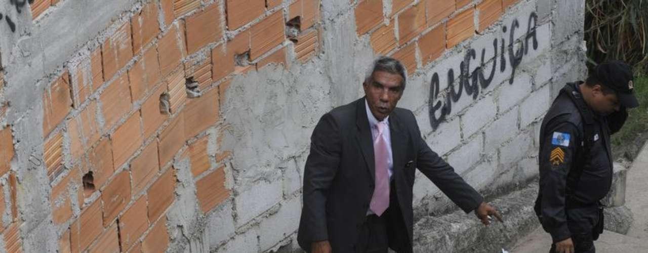 De acordo com o delegado titular da 29a DP (Madureira), Carlos Henrique Machado, o principal objetivo do trabalho é tirar \