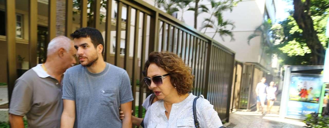 Eliane Giardini também se despediu de José Wilker