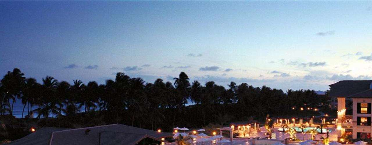 Hotel Sauípe Fun, Costa do Sauípe, Bahia: a Litoral Verde oferece pacote de cinco dias, que inclui hospedagem, passagens de ida e volta (Rio de Janeiro/Salvador), três refeições diárias e consumo ilimitado de bebidas alcoólicas e não alcoólicas. A viagem custa R$ 1.906 por pessoa. Informações: 0800 286 6606 ou (11) 4007 1359
