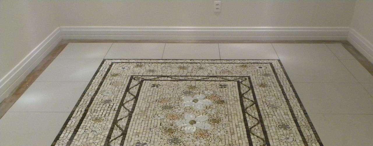 Os mosaicos têm ganhado espaço na decoração de residências