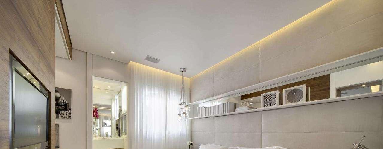A arquiteta Fernanda Marques diz que, entre decorar um apartamento real ou para exposição, existem apenas algumas diferenças de concepção